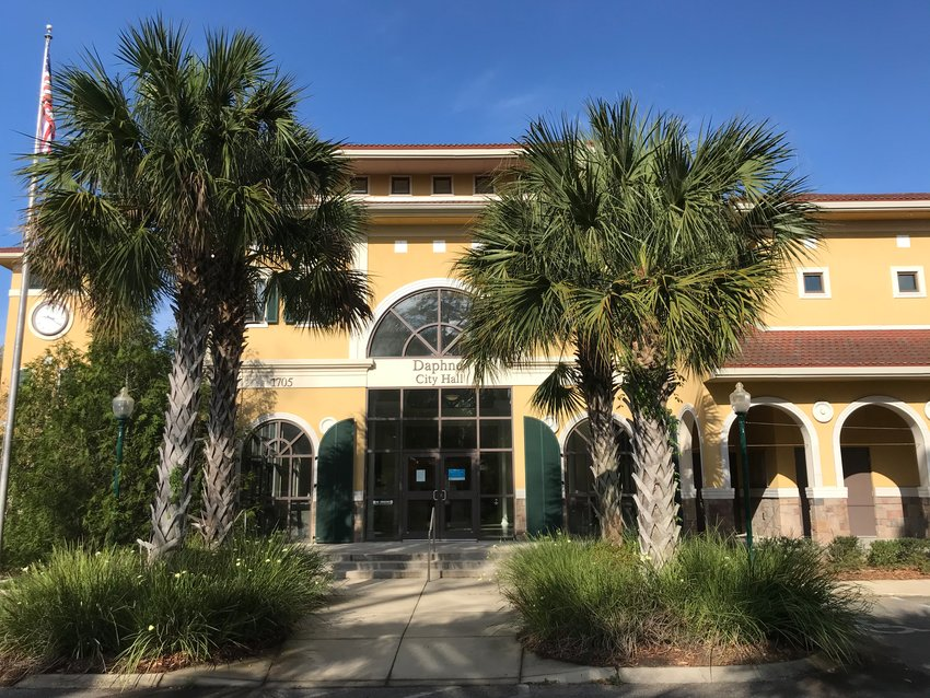 Daphne City Hall is reopened after having been closed since March due to precautions over the spread of COVID-19. City officials installed partitions and other safeguards to protect employees and the public.