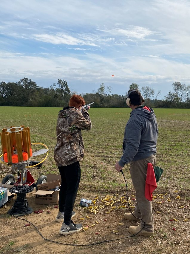 After another successful youth clay shoot in December 2020, Councilwoman Annette Mitchell started looking into what it would take to start a school team.