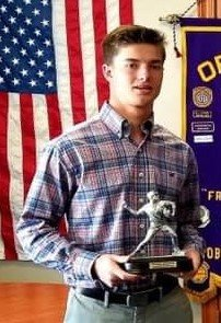 Brody Swindle, Mobile Optimist Club Pitcher of the Week