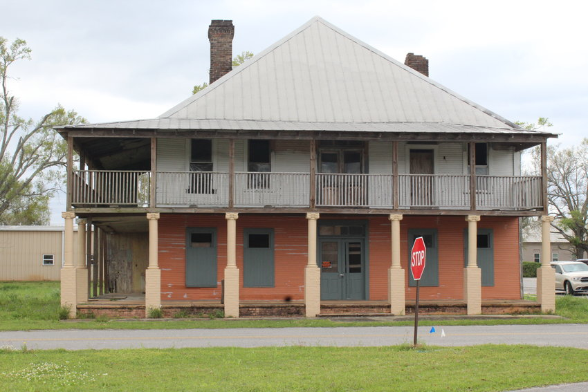 Owners of the historic Loxley Hotel have been given 45 days to demolish the structure following a special called meeting of the Loxley Town Council on Monday, March 22.