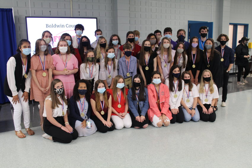 Individuals and teams in seven different categories and up to three competition levels were crowned champions in the first ever Baldwin County FCCLA STAR competition held Thursday March 25 at the South Baldwin Center for Technology's Culinary Academy in Robertsdale.