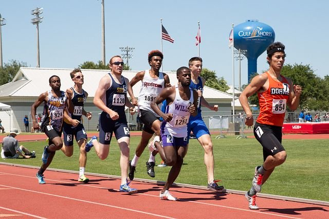 The NAIA Men's and Women's Outdoor Track & Field National Championships takes place May 26-28, 2021, at the Gulf Shores Sportsplex.