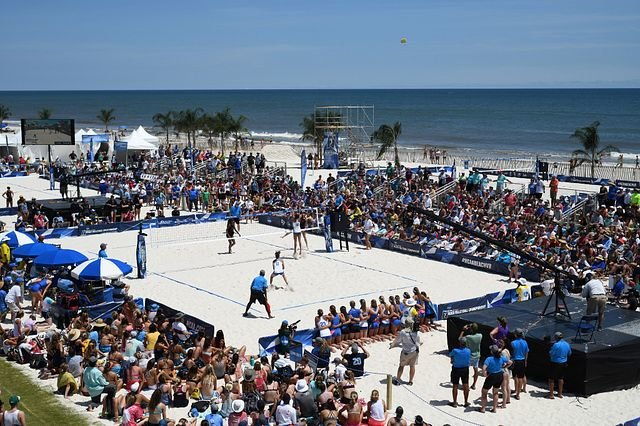 The 2021 NCAA Beach Volleyball Championship taking place May 7-9 in Gulf Shores, will be closed to fans and media due to ongoing COVID-19 restrictions. The event will be broadcast live on the ESPN family of networks.