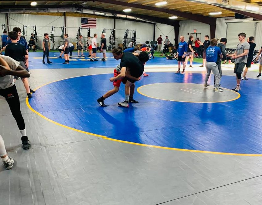Photos courtesy BCHS Wrestling