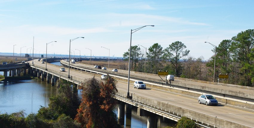 The Eastern Shore Metropolitan Planning Organization will hold a public hearing on plans for the Mobile River bridge and Interstate 10 Bayway on May 19 in the Fairhope Satellite Courthouse.