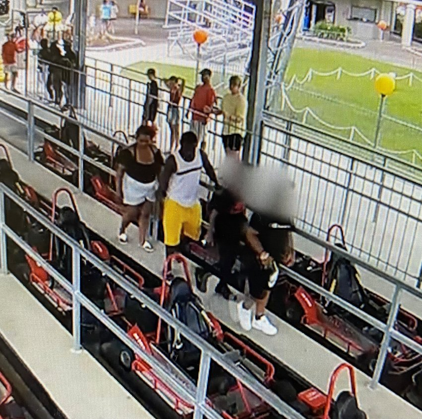 Gulf Shores Police need your help identifying the individuals in this photo.