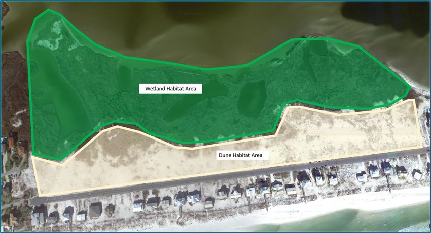 The City of Gulf Shores will host a neighborhood meeting for the Laguna Cove Natural Resource Damage Assessment (NRDA) Restoration Project June 3, at 4 p.m. at the Erie H. Meyer Civic Center. Residents are encouraged to attend to learn more about the project and provide input on how the site will be restored.