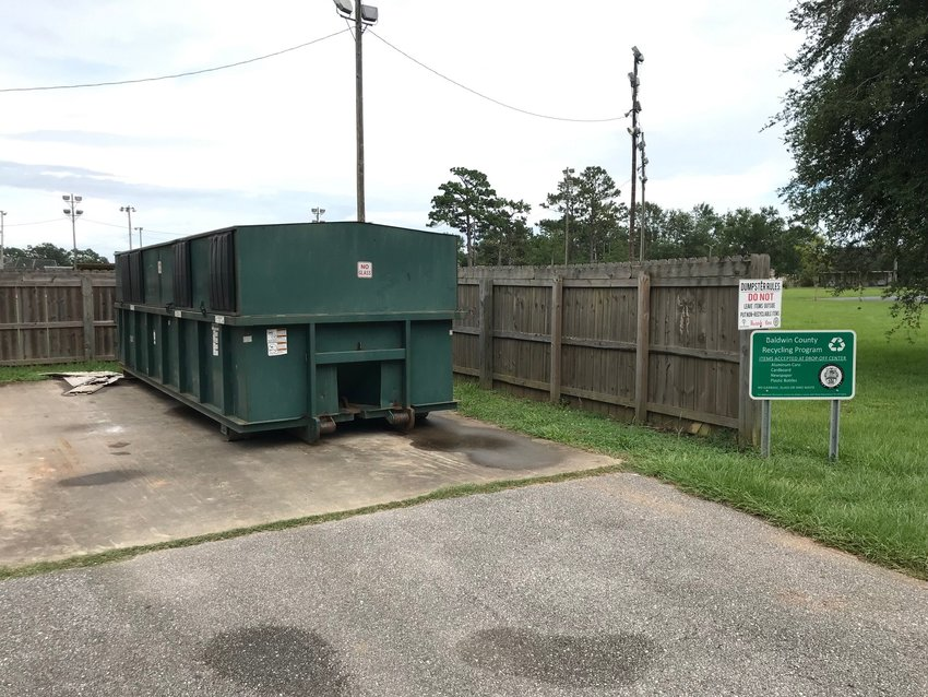 Recyclable materials collected at county and municipal sites around Baldwin County could be processed at a county facility under a plan by the County Commission. The commission voted to use $3.5 million in American Rescue Plan funds to start work on the facility.