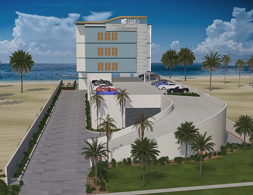 Orange Beach City Council approved to rezone the Romar Beach Baptist Church property to a PUD. This change would allow A&R Group to build a 76 room Aloft by Marriott.