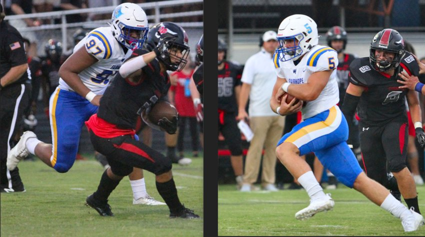 The Class 6A Toros and 7A Pirates kicked off the 2021 season. Many other local teams got their opening non-league or jamboree games in last weekend. This week many of them will play their first region contest.