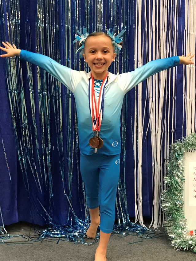 Fourth grader Ella Murphy of Daphne, a competitive gymnast, was left fighting for her life after contracting the rare disease MIS-C after being exposed to COVID-19.