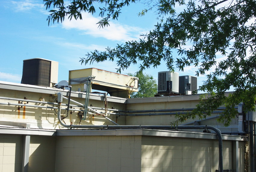 An air-conditioning unit for Fairhope City Hall will have to be replaced. The unit is believed to have been in service for about 40 years.