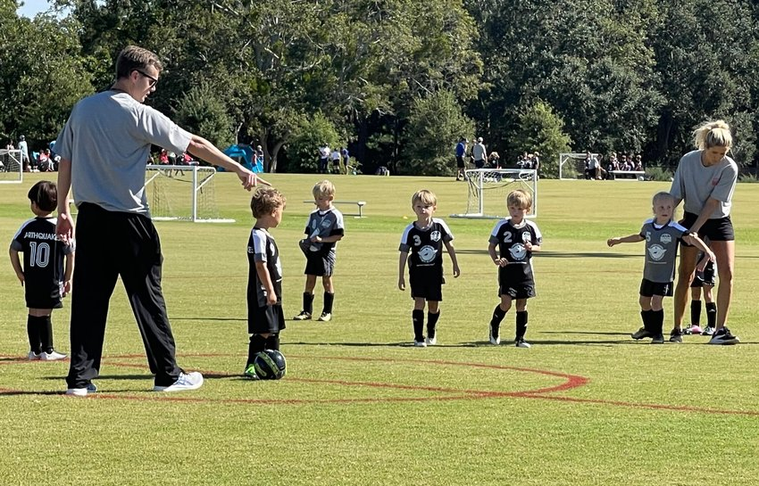 The United States Sports Academy is sponsoring the Fairhope Soccer Club recreation and travel teams.
