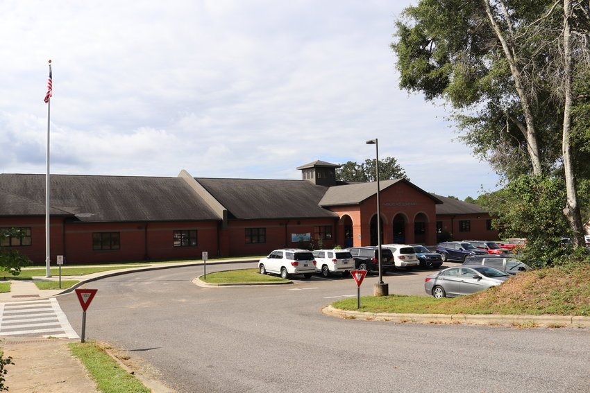 Fairhope West Elementary is one of five Fairhope area public schools benefiting from a three-mill local property tax.