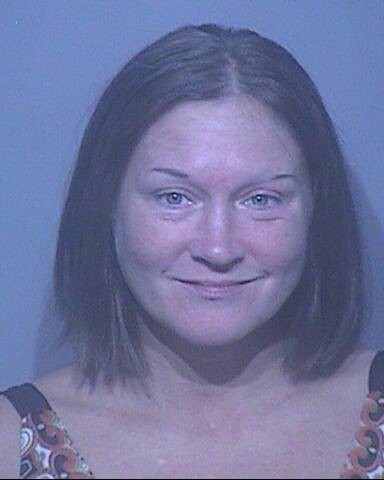 Rachel Marie Dillard of Gulf Shores was arrested for public intoxication and resisting arrest.