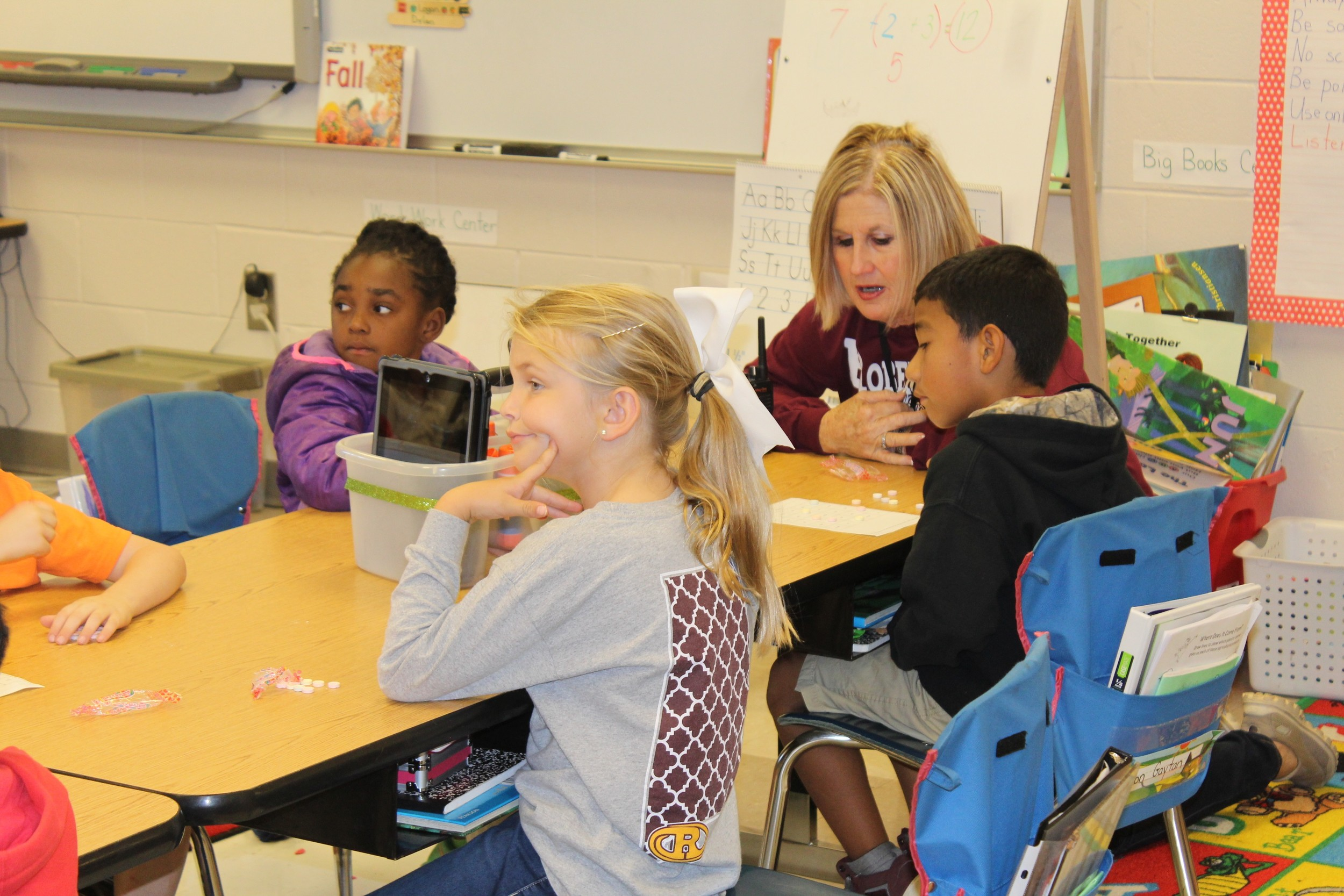 Elementary Classroom Students ~ Robertsdale elementary students have wide spectrum of
