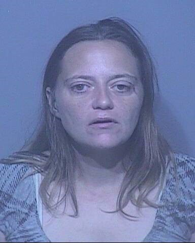Brandy Marie Nelson of Foley was arrested for disorderly conduct.