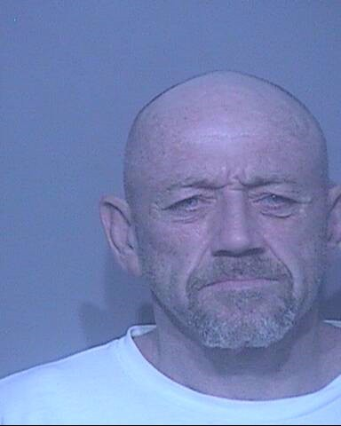 Ronald Paul Perrault of Summerdale was arrested for third degree domestic violence.