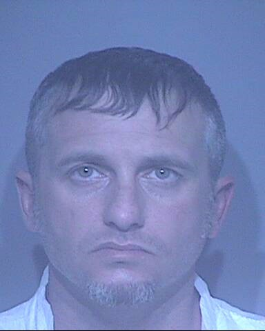 Christopher Paul Corson of Bay Minette was arrested for murder.