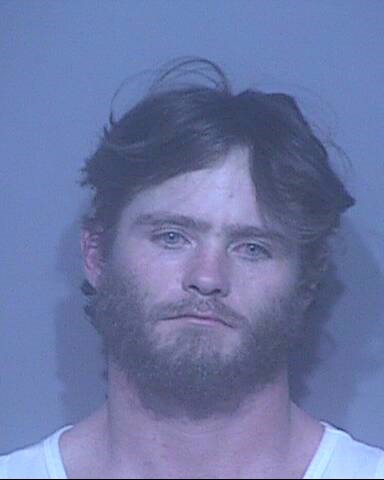 Dallas Joshua Emanuel of Fairhope was arrested for harassment and possession of drug paraphernalia.