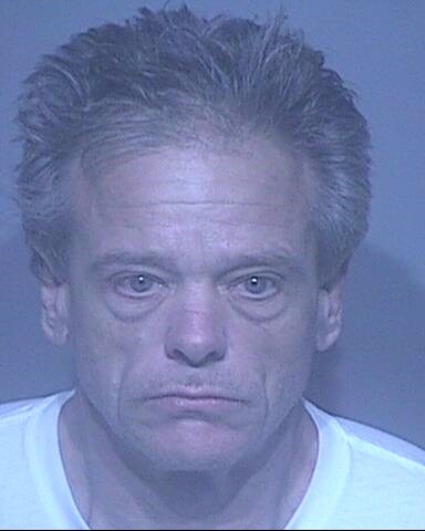 Kevin Shawn Downes of Foley was arrested for possession of a controlled substance and possession of drug paraphernalia.