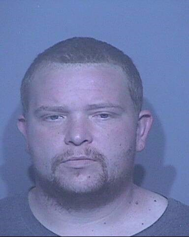 Matthew Edward Thomas of Bay Minette was arrested for hunting after dark and hunting on a public road.