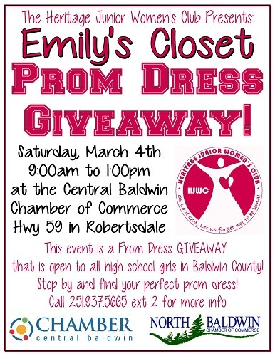 Free Prom Dresses Available Through Emilys Closet