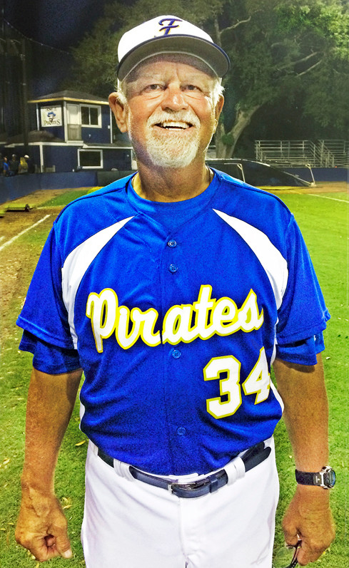 Fairhope High coach Mike Fillingim is in his 34th season with the Pirates.