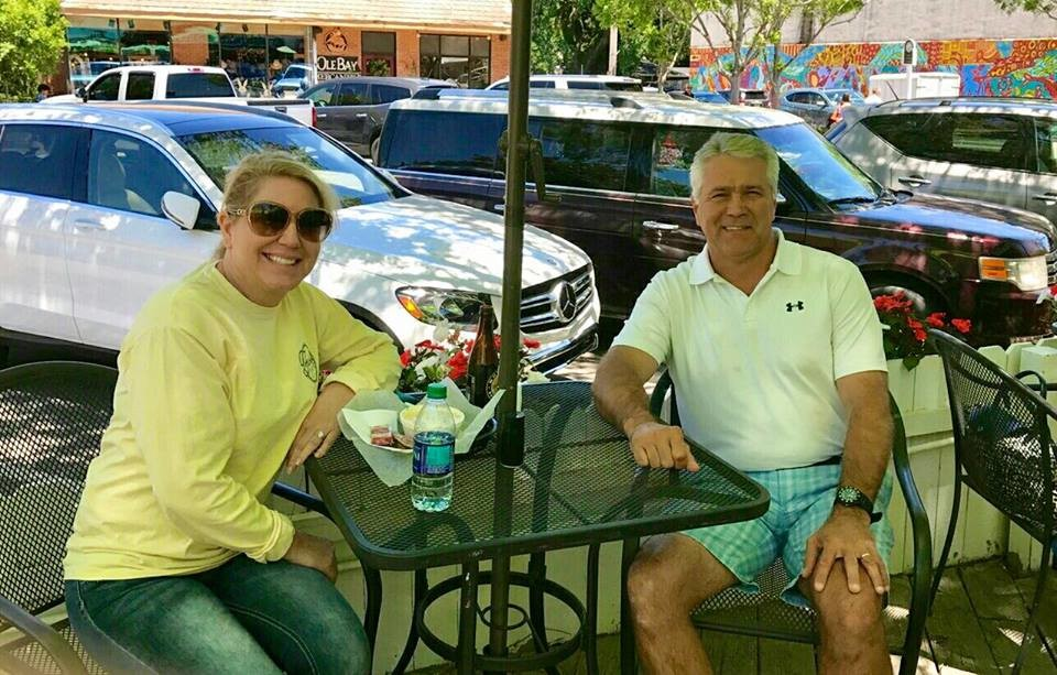 Fairhope Mayor Karin Wilson and Council President Jack Burrell sat down for a meal recently to work on repairing frayed relationships between the two bodies. Some on social media criticized the picture as a mere photo op, but both Wilson and Burrell said substantive conversations were had.