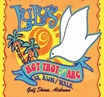 LuLu's Gulf Shores presents the 35th Annual Doc's Hot Trot for ARC 5K run/walk and 1-mile run.