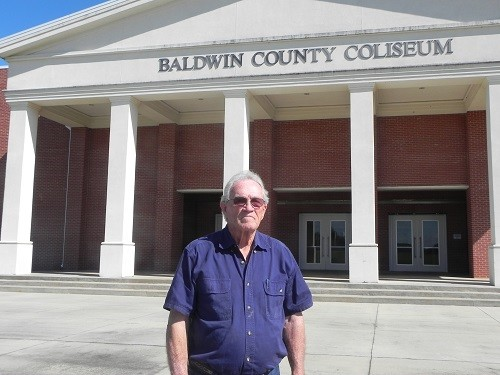 "Coliseum and Fairground Manager A.B. ""Sonny"" Hankins says the Baldwin County Coliseum stands ready to help if needed to shelter victims from Hurricane Harvey."