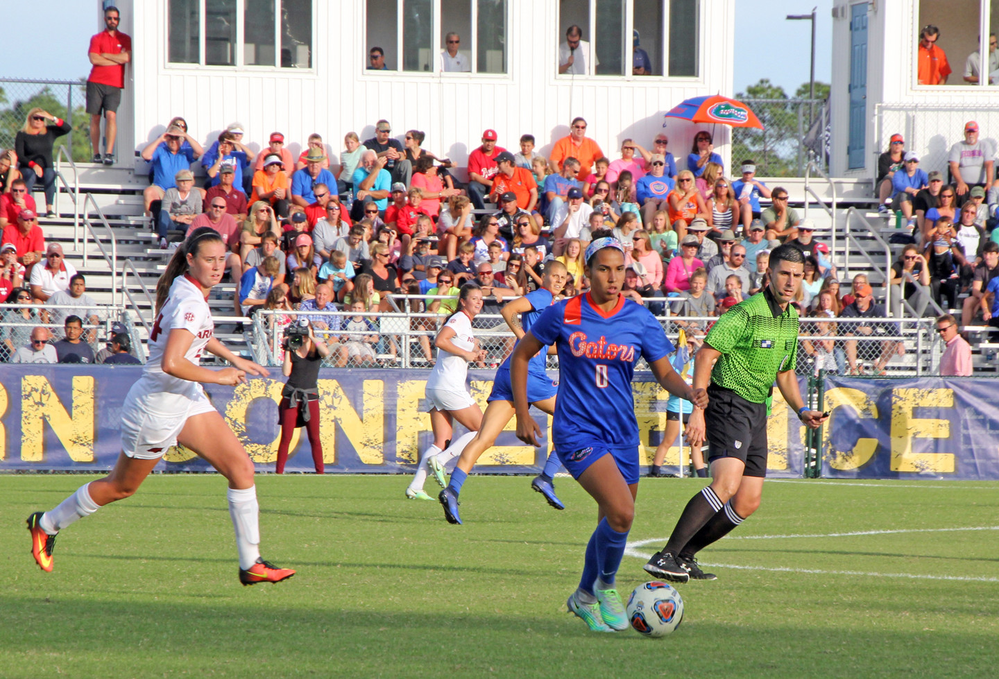The SEC Women's Soccer Championship returns to the Orange Beach Sportsplex from Oct. 29 to Nov. 5. Youth soccer teams are encouraged to participate in the Alabama Soccer Festival on Nov. 3 and Alabama Soccer Association's (ASA) Target United Cup Nov. 4-5.