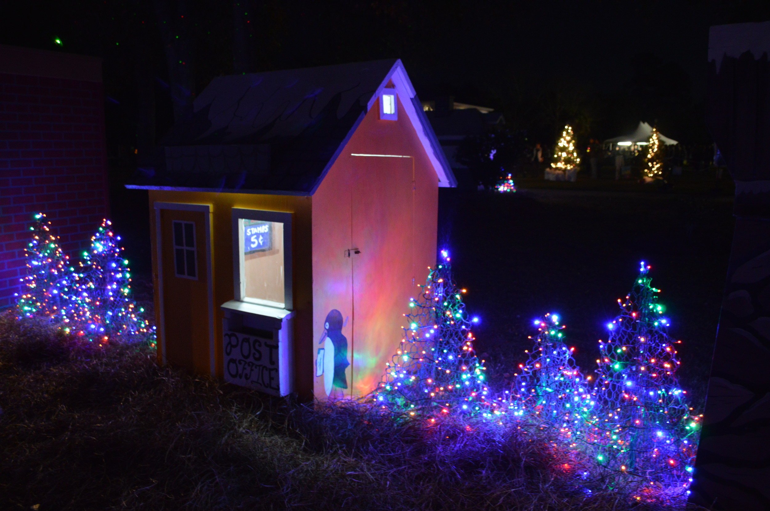 Foley\'s Christmas in the Park begins holiday festivities ...