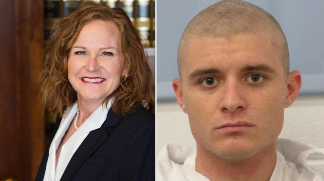 Left: Baldwin County Circuit Clerk Jody Wise Campbell