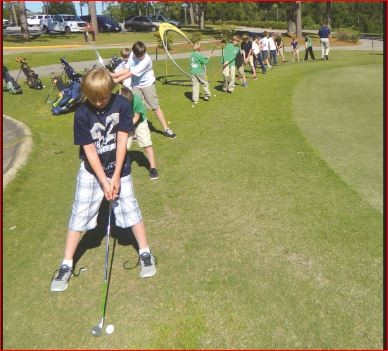 Junior Players at LakeForest