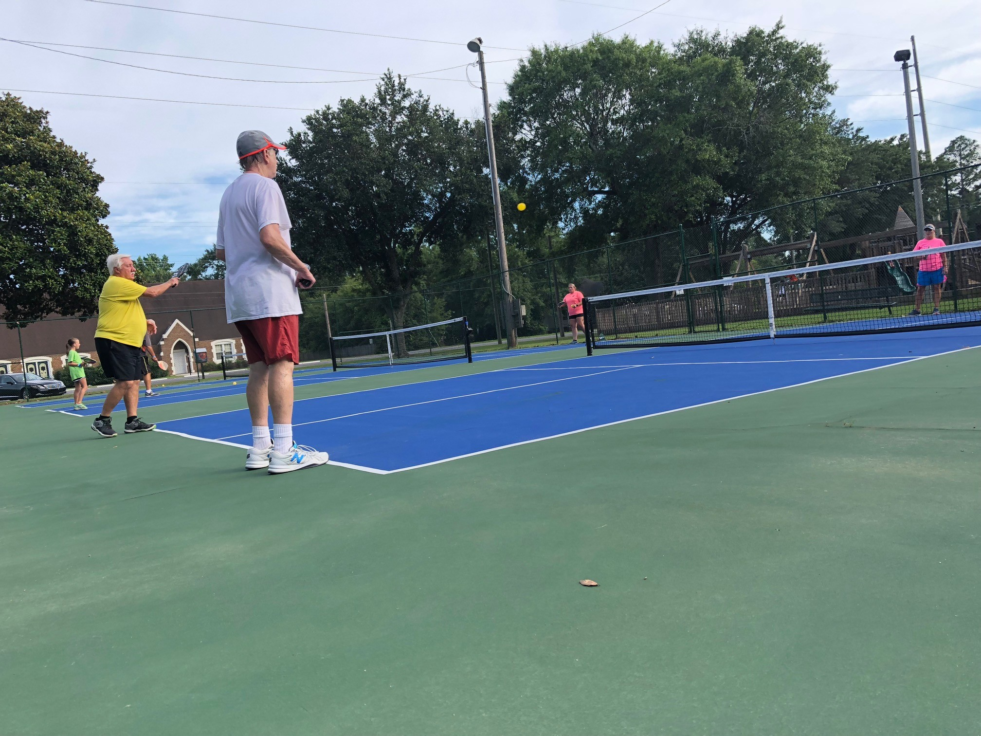 Pickleball now available in Bay Minette.