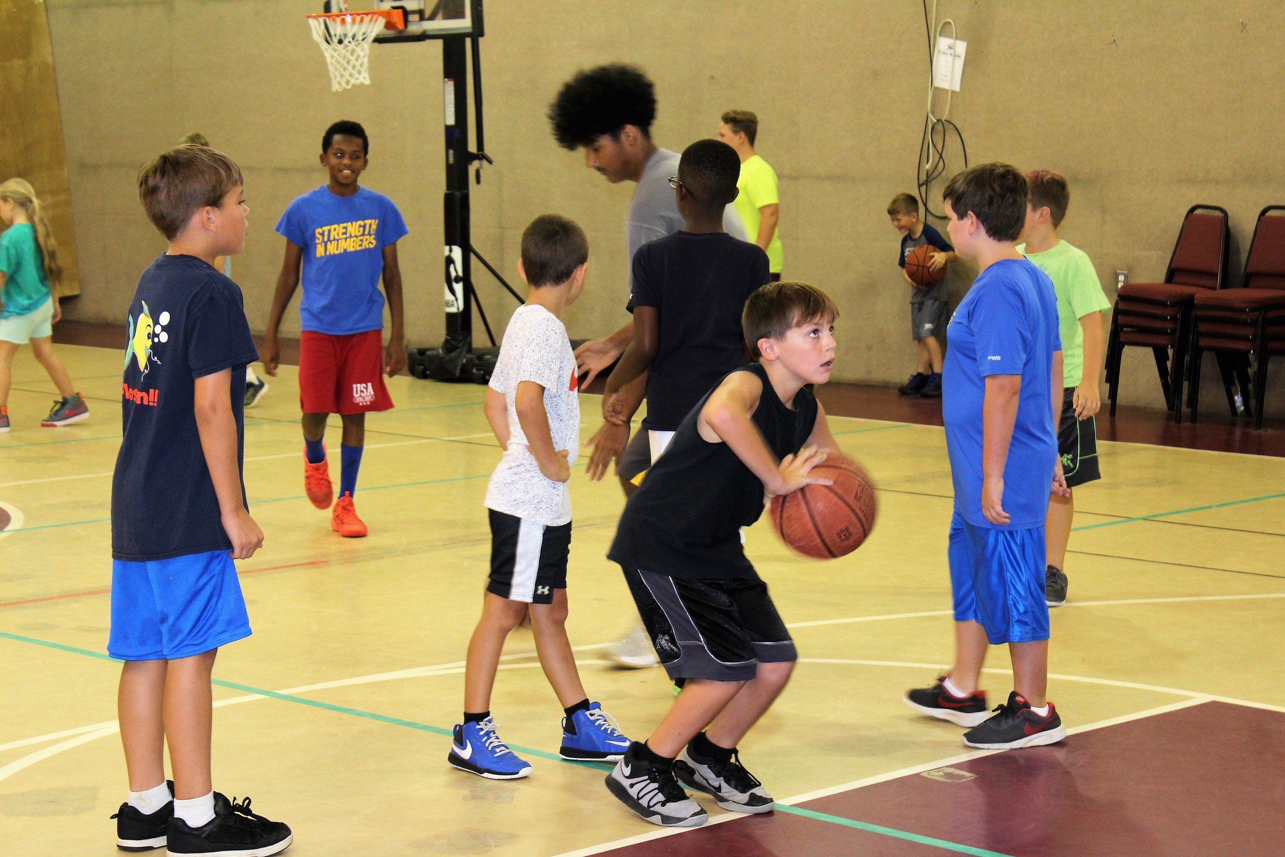 RHS Basketball Camp