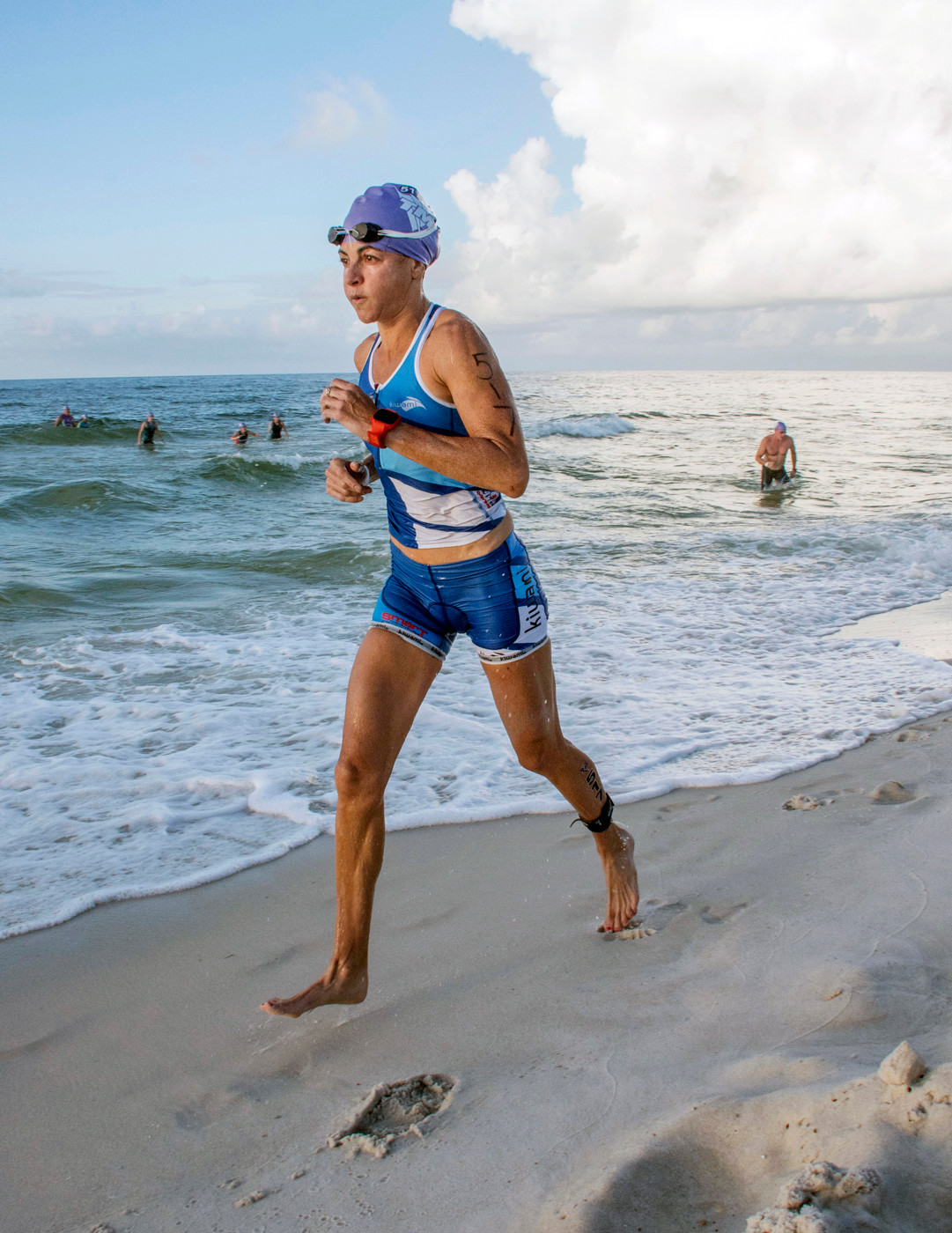 The Brett/Robinson Alabama Coastal Triathlon takes place Saturday, Sept. 8, 2018, at the Gulf Shores Public Beach with pre- and post-race events at The Hangout.