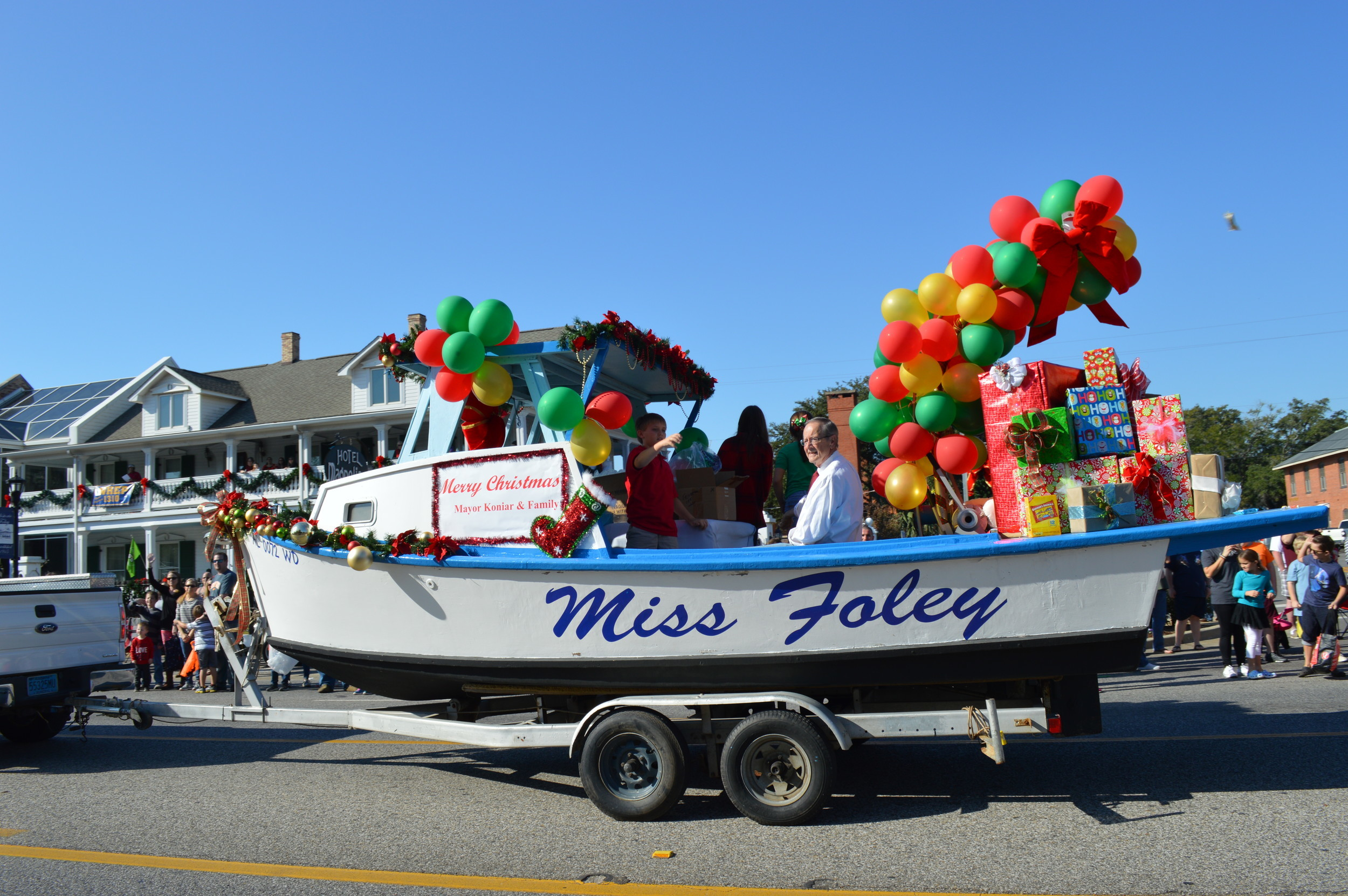 Foley Christmas Parade 2020 Want to participate in the upcoming Foley Christmas Parade
