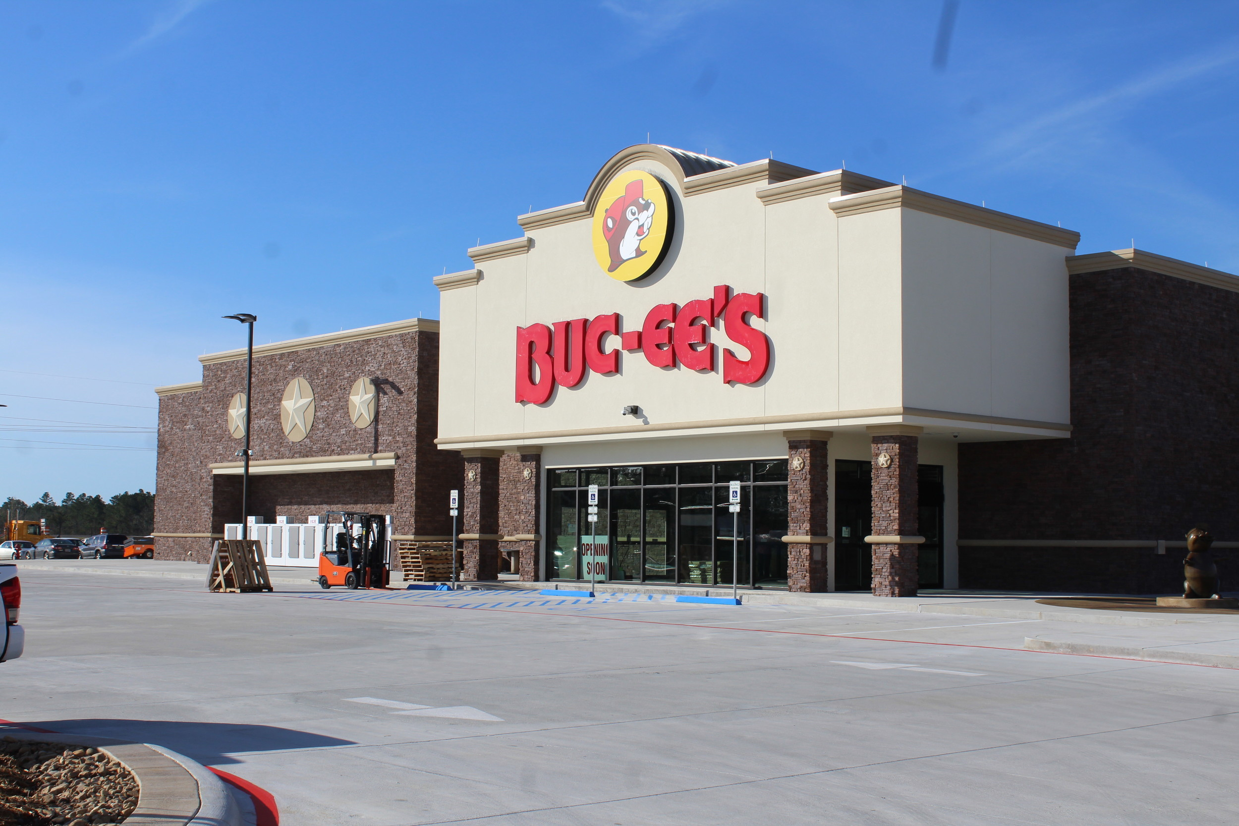 Buc-ee's Travel Center, located off of County Road 68 near the Baldwin Beach Express exit of Interstate 10 in Loxley, is set to open next week.