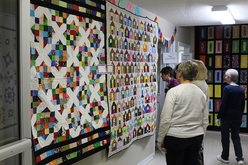 Quilts of all shapes and sizes were featured at the 2019 Robertsdale United Methodist Women's Quilt Show, held Jan. 31-Feb. 2 at Robertsdale United Methodist Church.