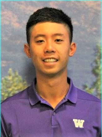 Padraic Sim, University of Washington Golf