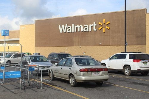 The Walmart on Alabama 59 in Robertsdale was reopened at approximately 9 p.m. on Sunday and remained open on Monday after it was determined that a bomb threat called into the store was unfounded.