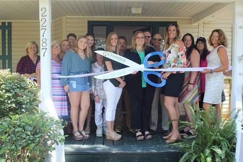 Broker Courtney Cathers and Realtor Danna Saia and their staff at Serenity Investment Properties held a ribbon cutting and grand opening with the Central Baldwin Chamber of Commerce on Friday, June 14 in Robertsdale.
