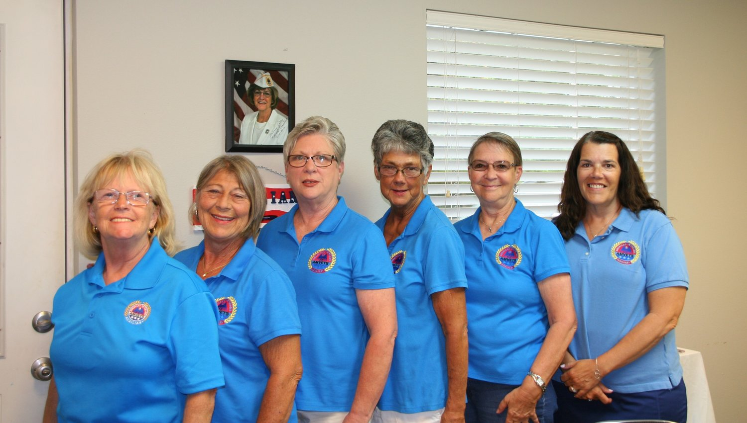 2019-20 Ladies Auxiliary Officers.