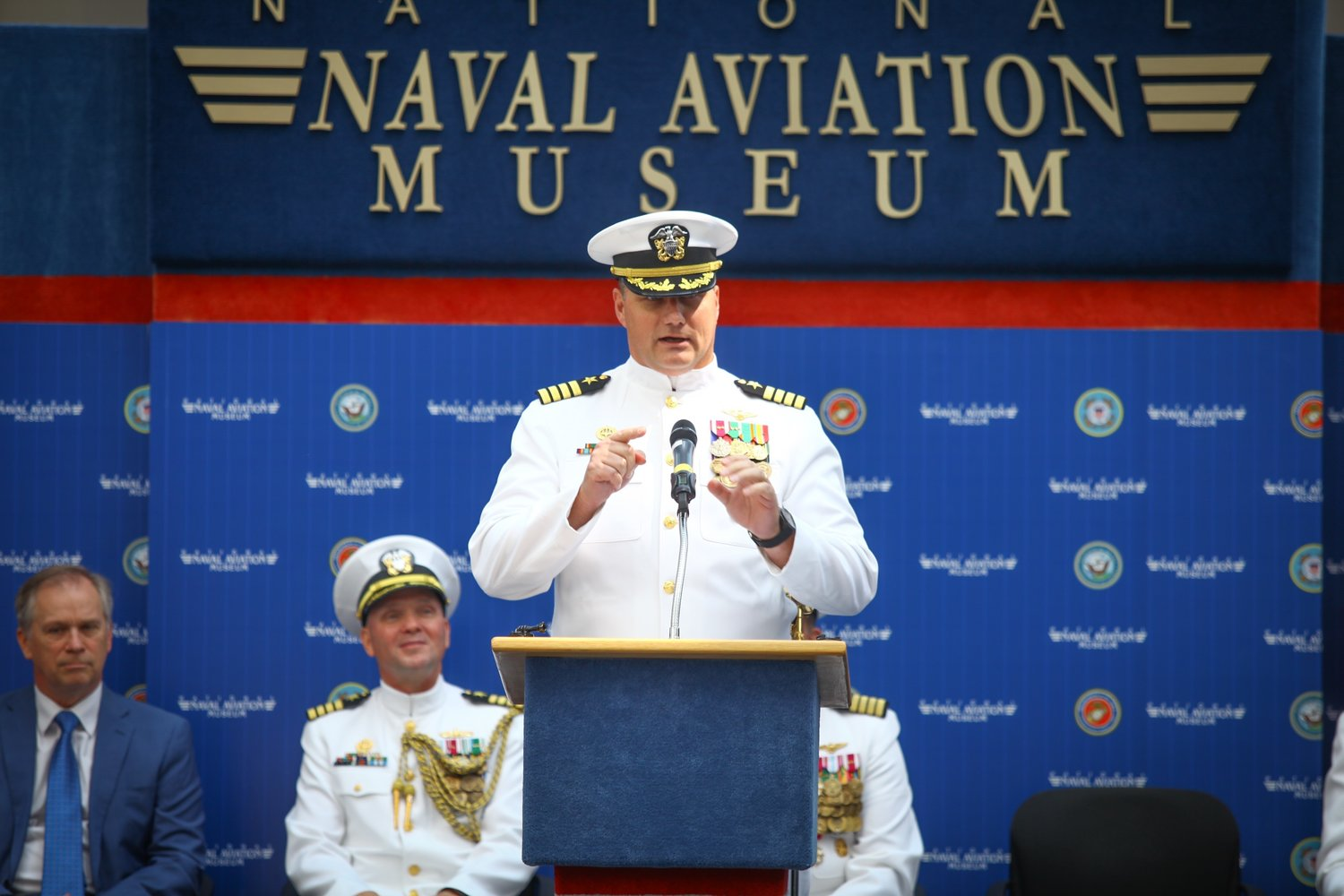 Summerdale Native takes command of Navy's International