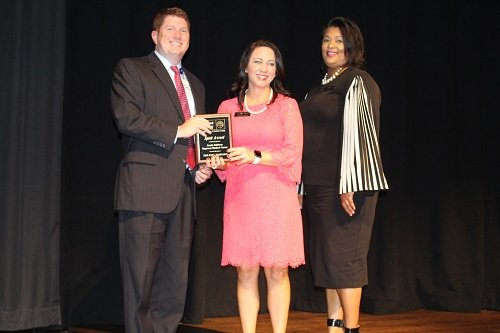 United Way Spirit award went to South Baldwin Regional Medical Center.