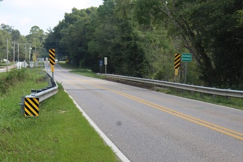 The Baldwin County Highway Department announced Tuesday that the Barner Branch bridge project on County Road 9 has been postponed to Oct. 7 and will likely take nearly seven months, not five as originally announced.