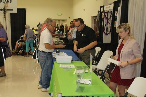 The annual Baldwin County Senior Lifestyle Expo was held Wednesday, Oct. 9 at the Baldwin County Coliseum in Robertsdale.