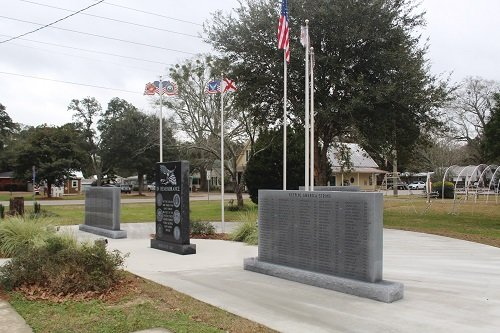 The Silverhill Veterans Memorial Organization will host a dedication ceremony for new additions to the memorial on Saturday, Jan. 11 beginning at 2 p.m.